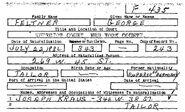 Feltner-George 1882 naturalization