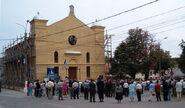 Simleu holocaust museum dedication