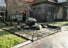 Szczecin Plac Andersa pomnik jencow francuskich