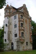 Freyenstein castle