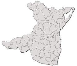 Romania Constanta Location map