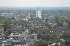 Brentford skyline
