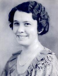 Ruth Eleanor Borland