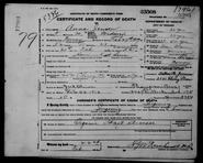 Olsen-Anna 1912 death