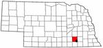 Nebraska Fillmore Co Franklin
