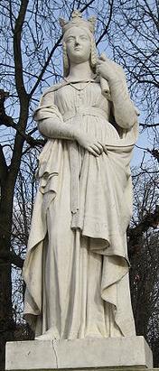 Bathilde (637-680)