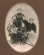 James Larkin Bunch Family - 1
