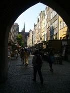 Gdańsk, Old Town