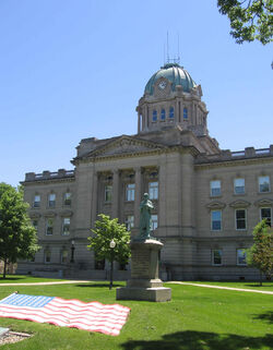 Kankakee County Courthouse