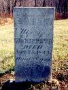 Sarah Ross (c1758-1844) grave