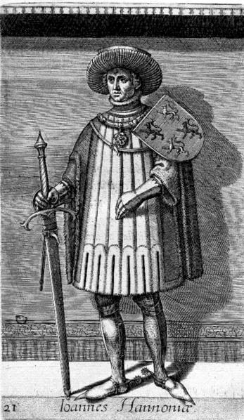 Jan II van Avesnes