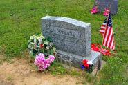 Borland-John cemetery