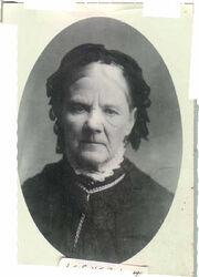 Lucy Lavina Sackett (1815-1902)2