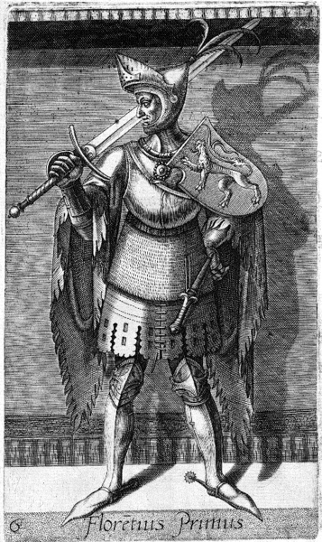 Floris I van Holland (1030-1061)