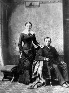 John Truman 1851 and Martha Young 1853 62-96