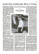 Eddie August Schneider September 1931 Flying magazine page 1 of 4