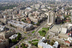 View over university square bucharest.jpg