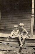 Doris Irene Hunt and Richard Ray Hunt
