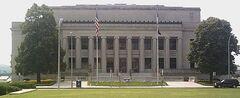 Linn County Court House