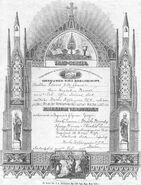 Edward-John-Renner-Marriage