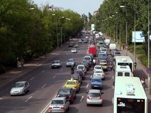 Bucharest Traffic 2x
