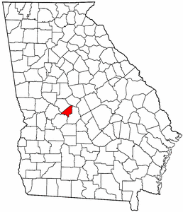 Peach County Georgia