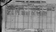 1901 census Carr Ireland