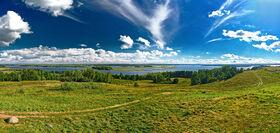 Strusta Lake - Panorama