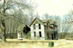 Dunn County-old farm