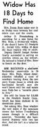Arthur Oscar Freudenberg I (1891-1968) as a real estate agent in the Jersey Journal on November 22, 1963