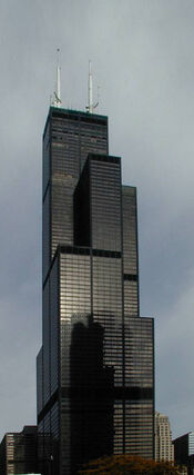 Sears tower orthogonal