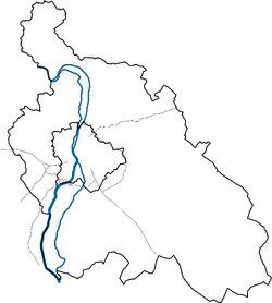 Pest location map