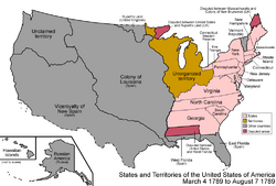United States 1789-03-1789-08
