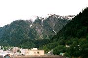 Mount Juneau Alaska