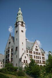 Pomeranian Medical Academy in Szczecin