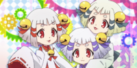 Tendo Three Sisters