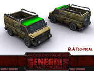 GLA Technical C
