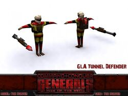 GLA Tunnel Defender