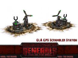 GLA GPS Station