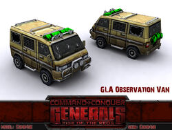 GLA ObservationVan