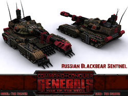 Russian Blackbear