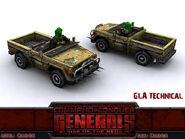 GLA Technical F