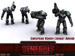 EU Venom Valkyrie