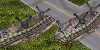 Tank Trap Barricade