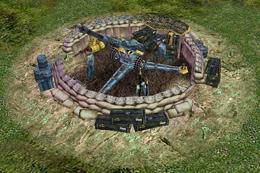 ECA Howitzer