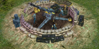 Howitzer Position