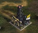 Tech Oil Derrick