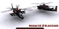 Ka-50 Blackshark