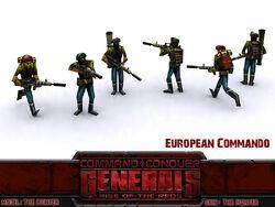 EU Commando