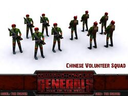 China Volunteer Squad